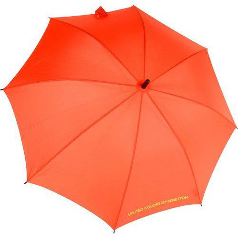 Regenschirm Benetton Orange